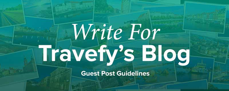 Travefy blog guest posts