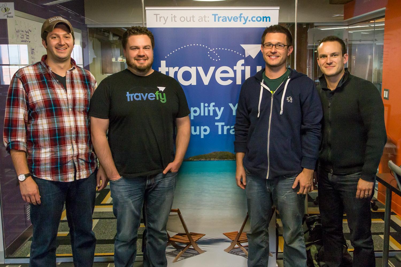 The Travefy Team
