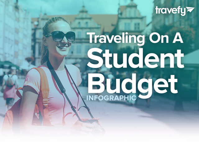 Traveling on a student budget
