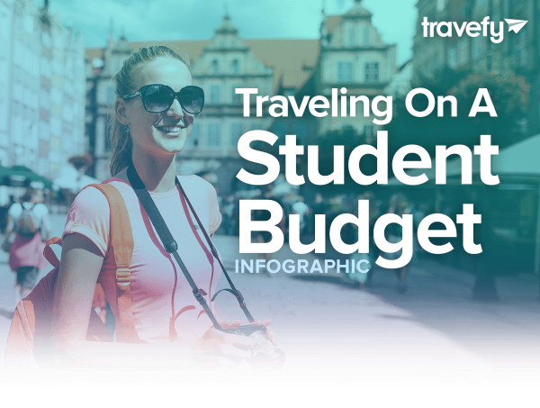 Going far on a student travel budget