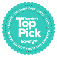 Traveler's Top Picks Badge